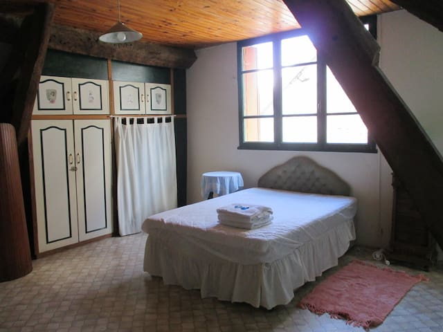 Lovely room in traditional French rural home