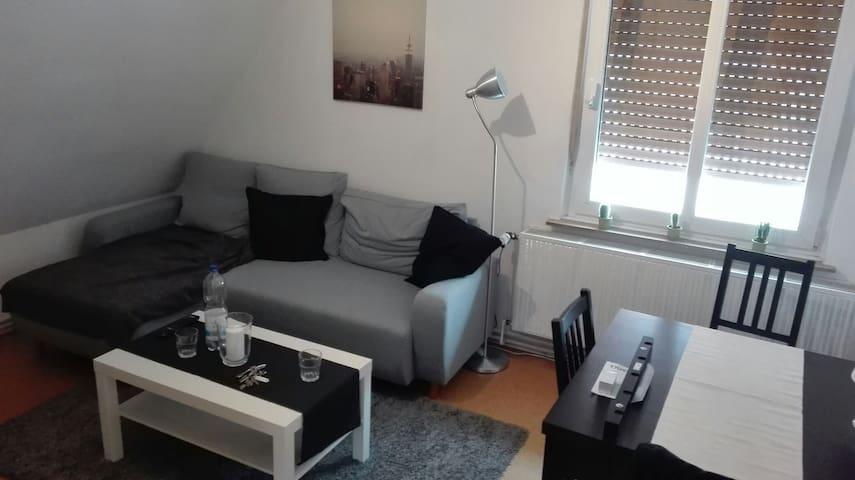 2-Zimmer-Wohnung in der City - Soest - Appartement