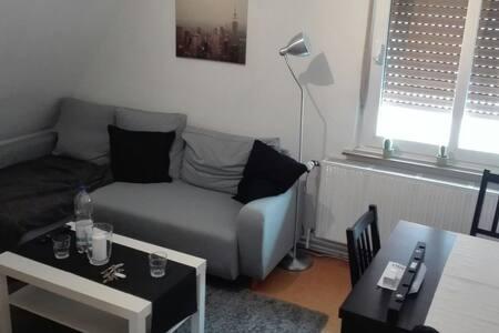 2-Zimmer-Wohnung in der City - Soest - アパート