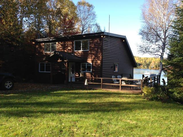 Island Lake Cottage, - Notre-Dame-de-la-Merci - Chalet