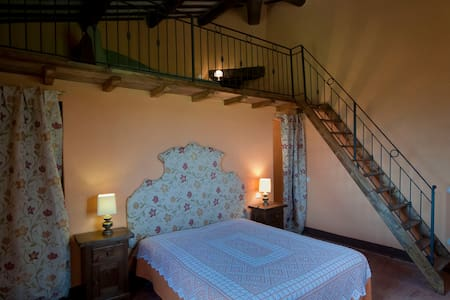 very panoramic room-B&b il Povile - Graffignano - Villa