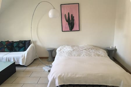 Cosy Nest - LCDF City Center - La Chaux-de-Fonds