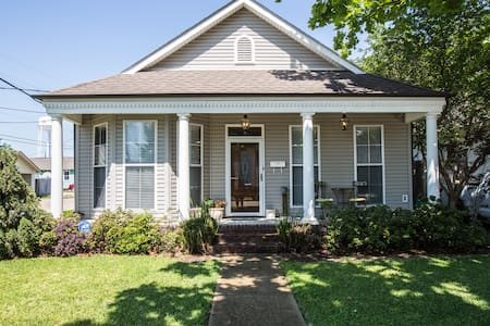 Amazing Home in Historic Gretna