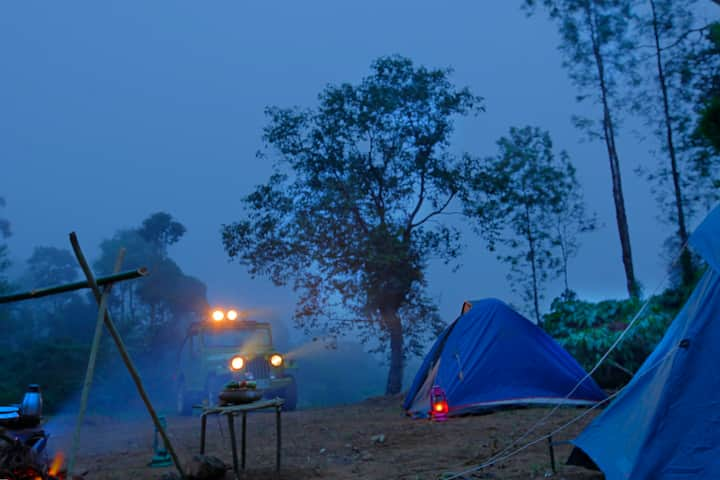 Tent stay With Wilderness and Rustic Experience