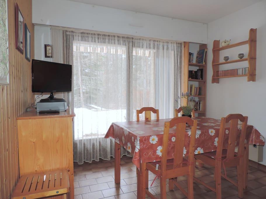 Soggiorno/ Piéce principale