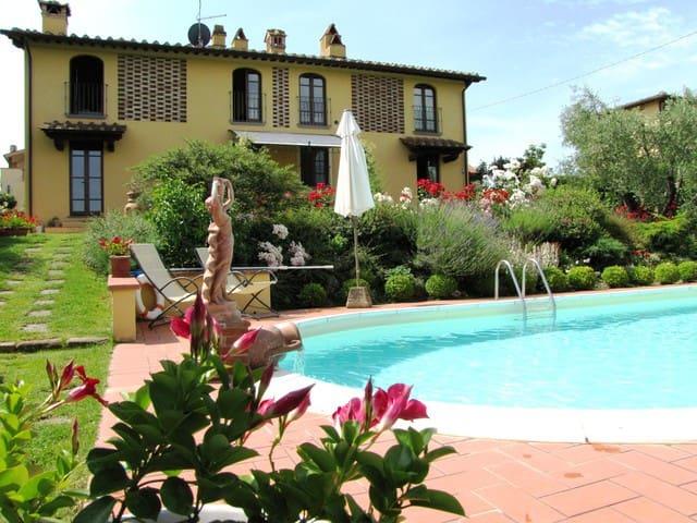 villa vith pool - Castelfiorentino - Villa