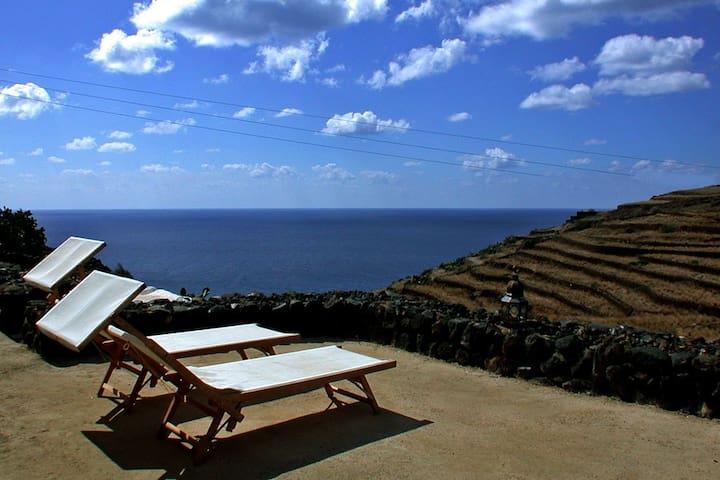 Un'esperienza indimenticabile - Pantelleria - 단독주택