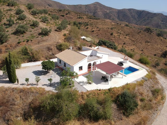 Superb Finca with Private Pool in Open Quiet Area