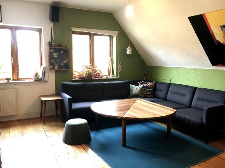 Cosy villa apartment
