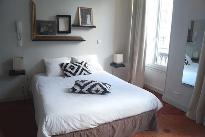 Studio quartier des Antiquaires n°1 - Marsella - Pis