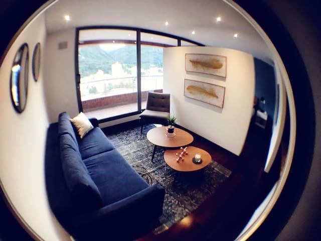 Espectacular Apartamento en Parque Central.
