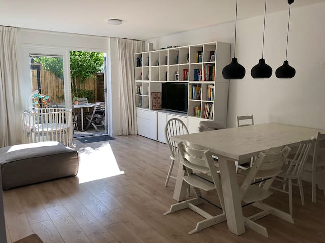 Lovely family home in city centre of The Hague