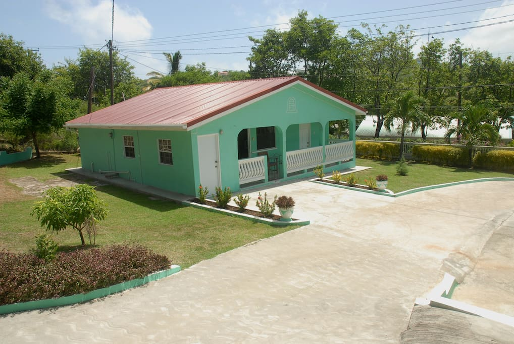 Belle Kaye Air-conditioned Detached Villa