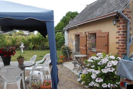Chambre d'hotes en Val de Loir - Genneteil - 獨棟