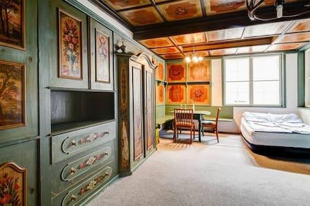 Room K1 in Small Castle - Berg - 城堡