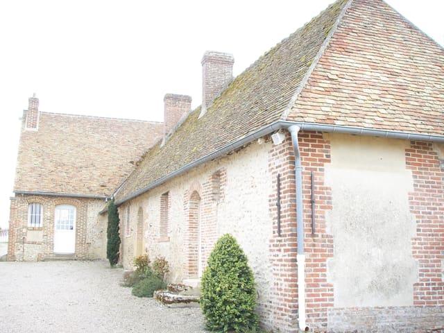 La maison Jaune JAMERICOURT - Jaméricourt - Ház