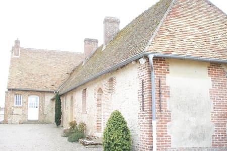 La maison Jaune JAMERICOURT - Jaméricourt - Huis