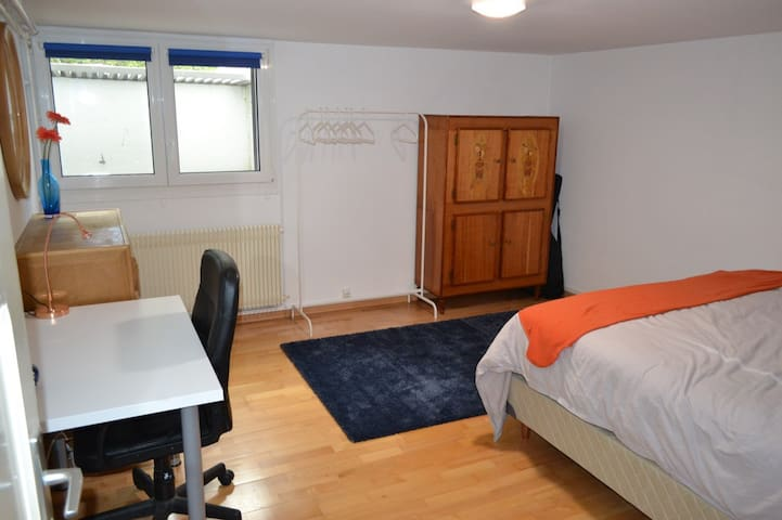 Cosy Room close to Basel