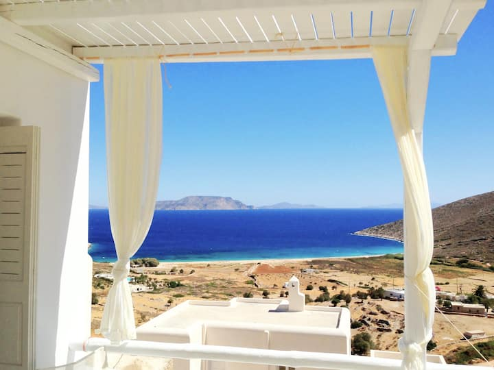Nikyrw Villas  with amazing sea view!!!