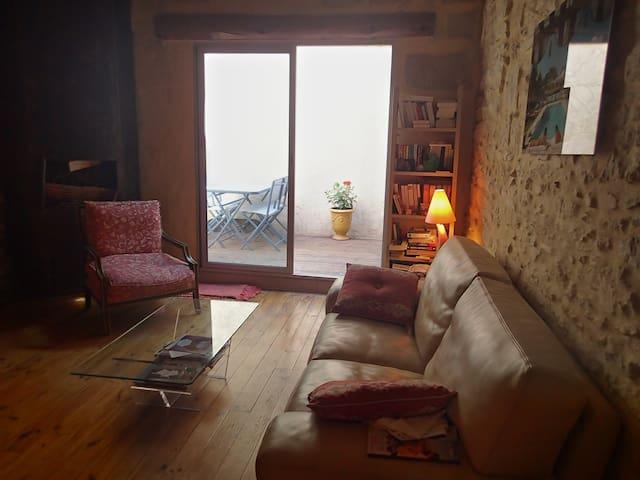 Très jolie maison à 10mn des plages - Lunel - Hus
