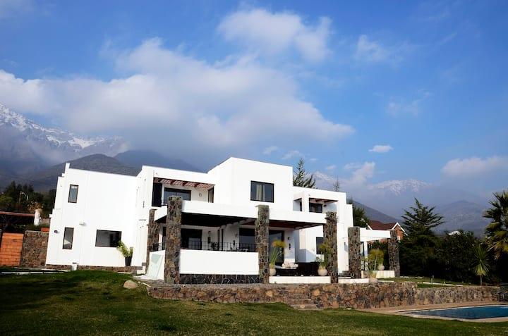 Gran Casa Hermosa vista la mejor !!