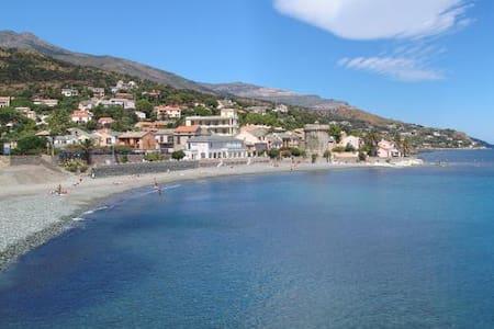 Studio bord de mer près de Bastia - Santa-Maria-di-Lota - アパート