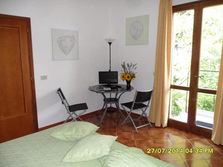 Private bedrooms in Tuscany, Lari