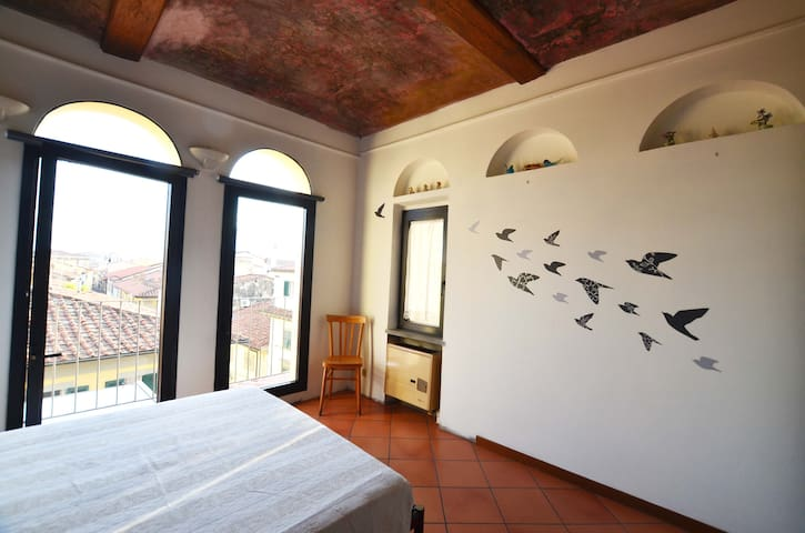 The nest on Duomo - Prato - Wohnung