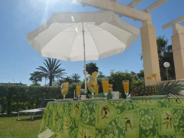 Casa Mar Y Luz 100% feelgood in Vera Naturista!