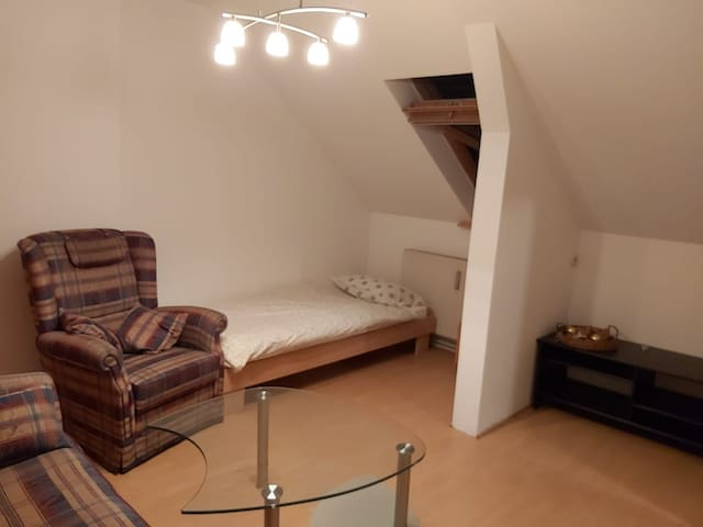 One room apartment in center of Bremen