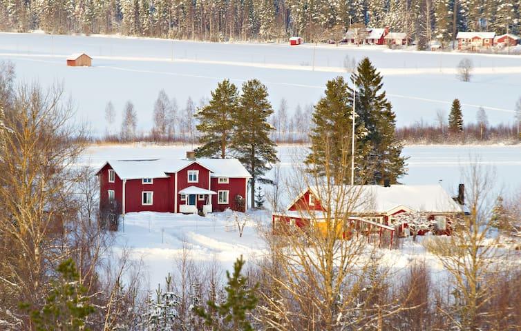 Hus i Västernäs, Tavelsjö - Tavelsjö - Maison