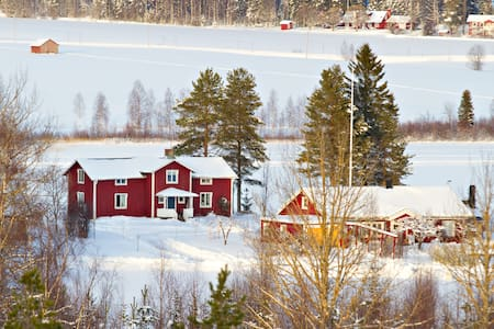 Hus i Västernäs, Tavelsjö - Hus