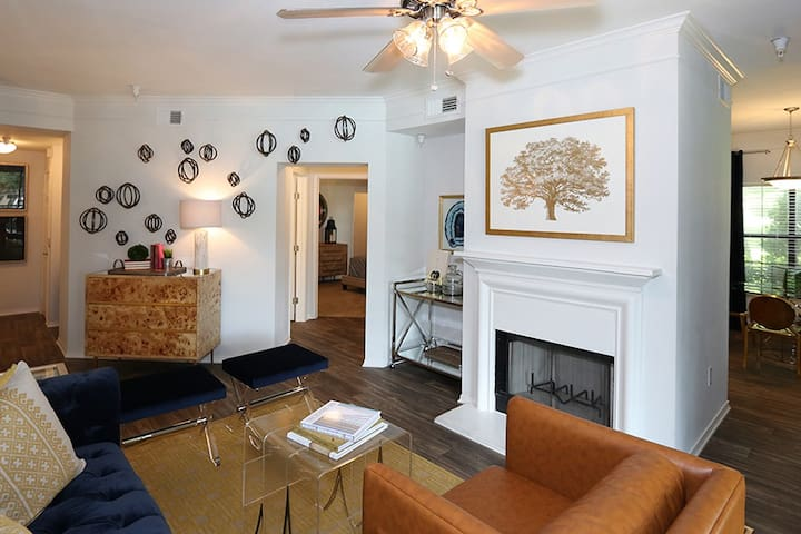 Professionally maintained apt | 3BR in Arlington