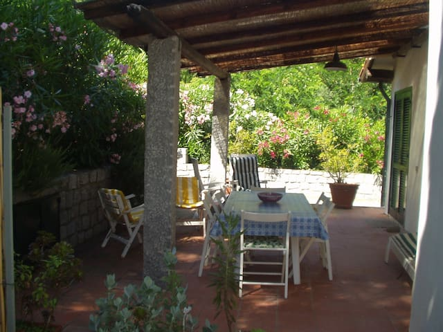 Appartamento 5 letti in villa - Zona tranquilla - Fetovaia