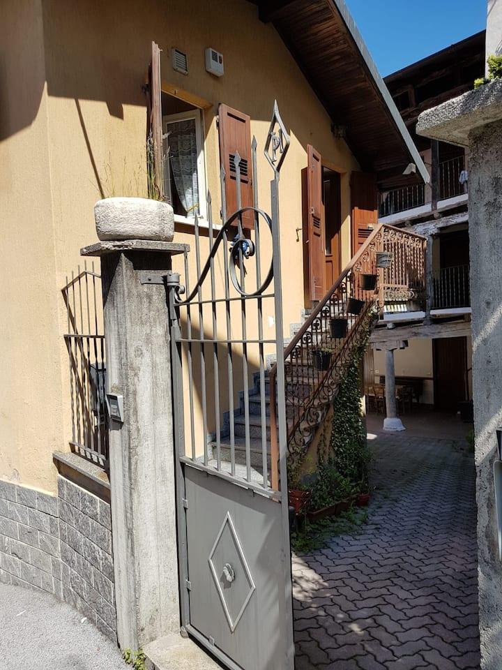 Appartamento a Cremeno, Piani di Bobbio