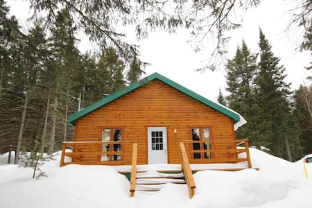 Chalet en pleine nature/Cottage in the forest - Saint-Ferréol-les-Neiges - 牧人小屋