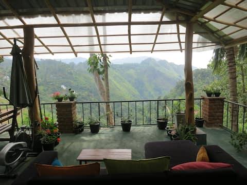 Prachtig uitzicht op Idyll Home Verblijf in Ella #1
