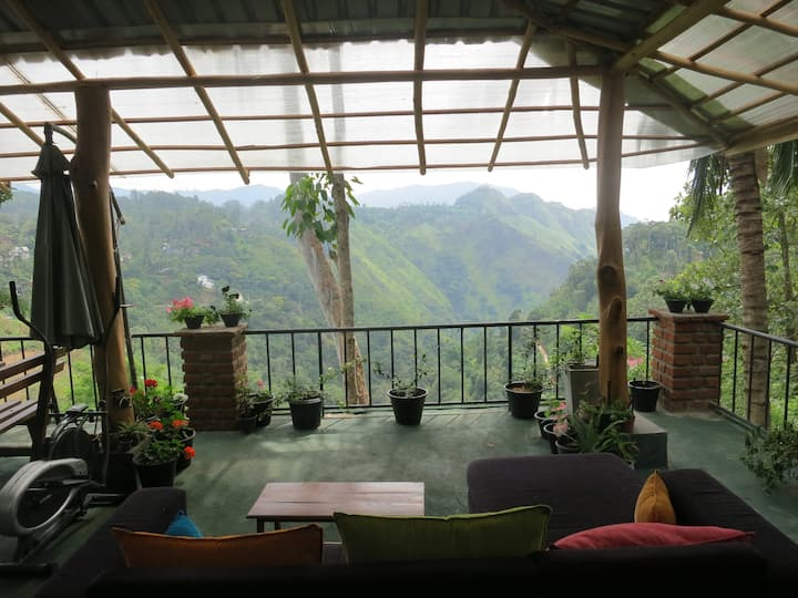 Magnificent view at Idyll Home Stay in Ella #3