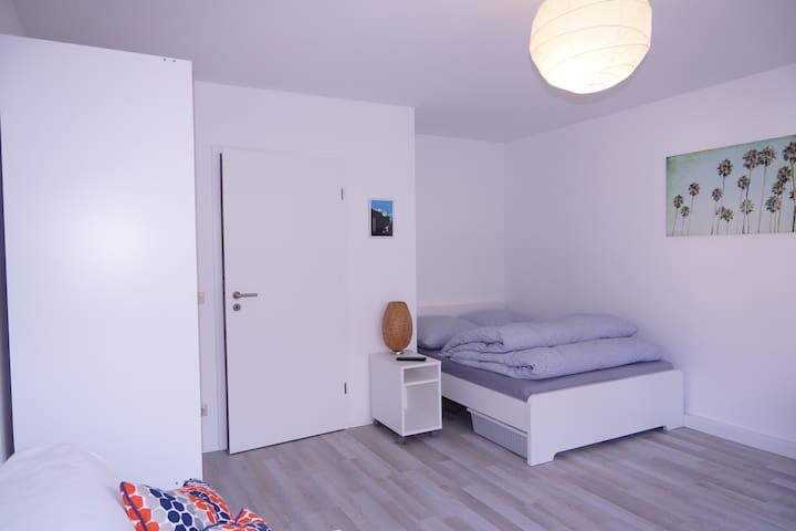 Apartment-KA für 2 (+2 Kids) in Karlsruhe