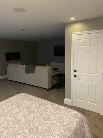 Spacious Guest Apartment in Sparks