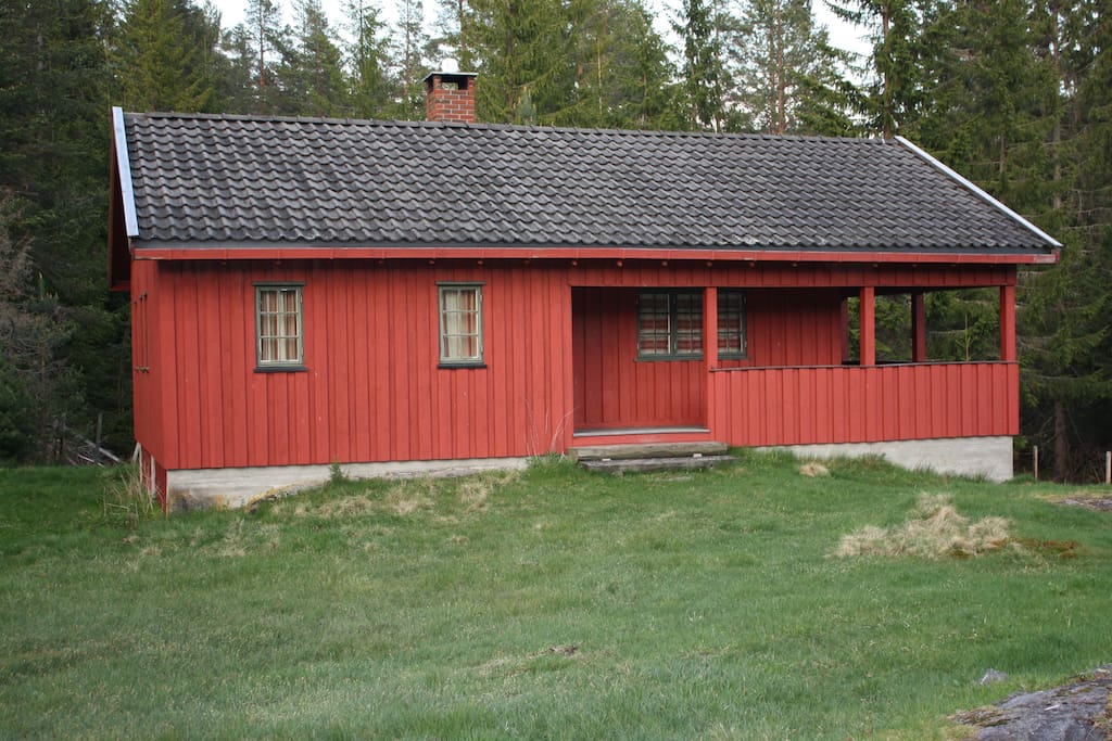 The new cabin