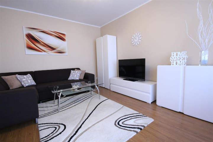 Katowice Apartament na Tysiącleciu COP24