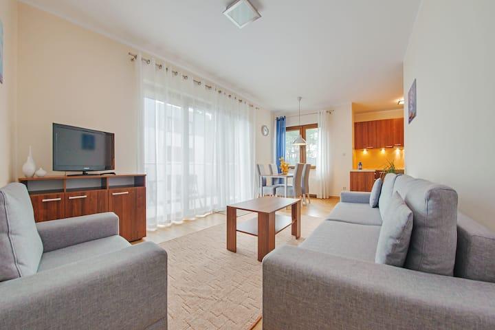 Cztery Pory Roku Apartament 11 dla 4 osób