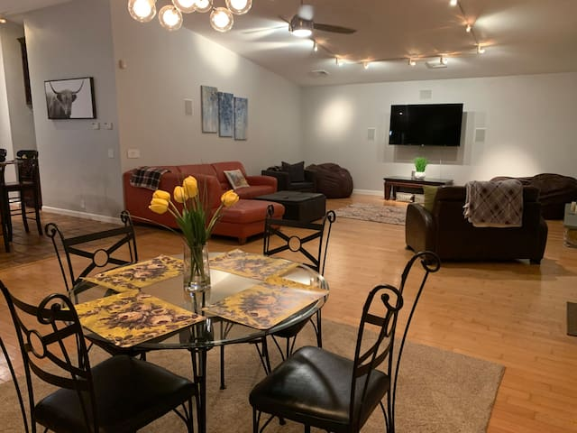 2 hr NYC. Secluded oasis. Learn/work remotely WiFi