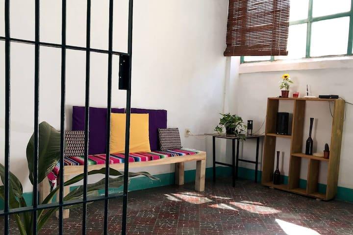 Centro histórico Guadalajara. Habitación 3