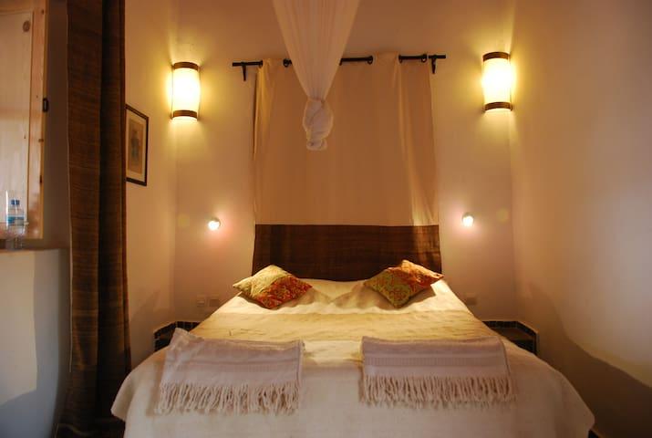 "Chambre double ""JADE"" à IROCHA"
