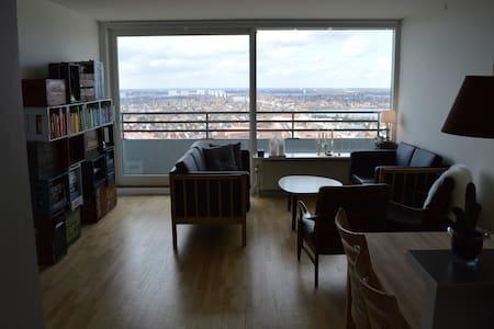 Penthouse apartment - 29. floor - Frederiksberg - Apartment