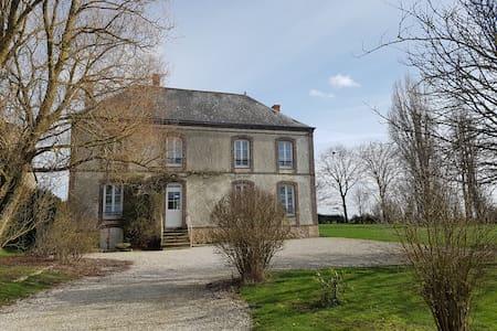 Belle demeure à proximité de Chartres - Gas - 独立屋