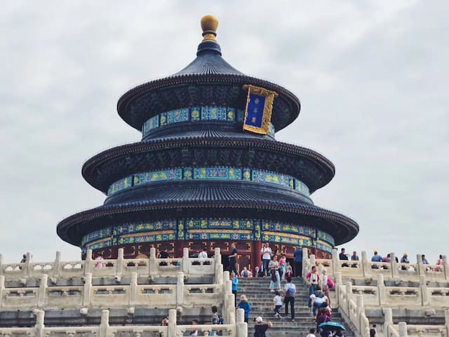Tour to Temple of Heaven-天坛游览