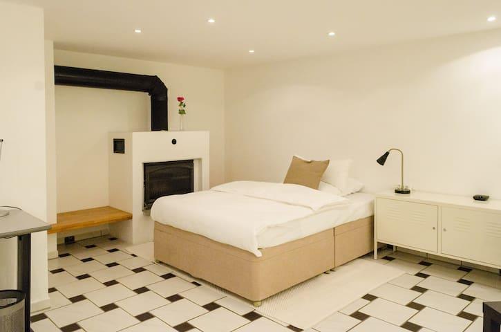 1 Zimmer Wohnung mit eigenem Zugang - Hofheim am Taunus - Appartement